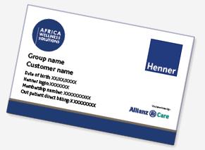 AWS Membership Card