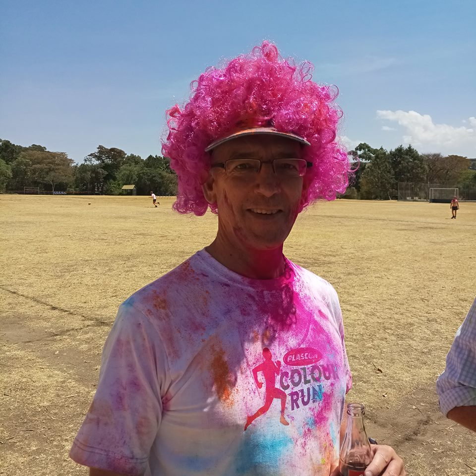 The Pembroke School Colour Run