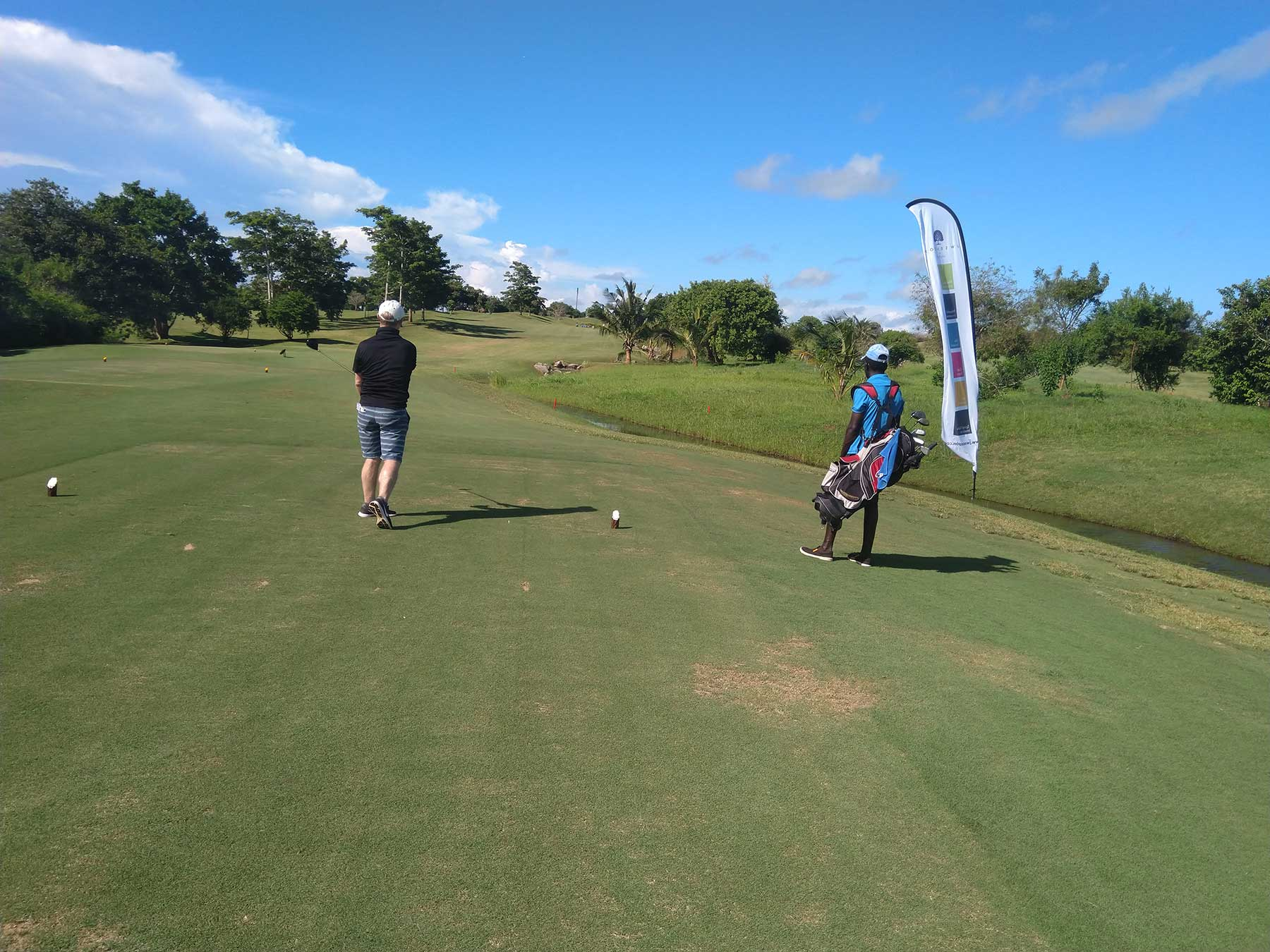 The Vipingo Village Fund Golf Weekend.