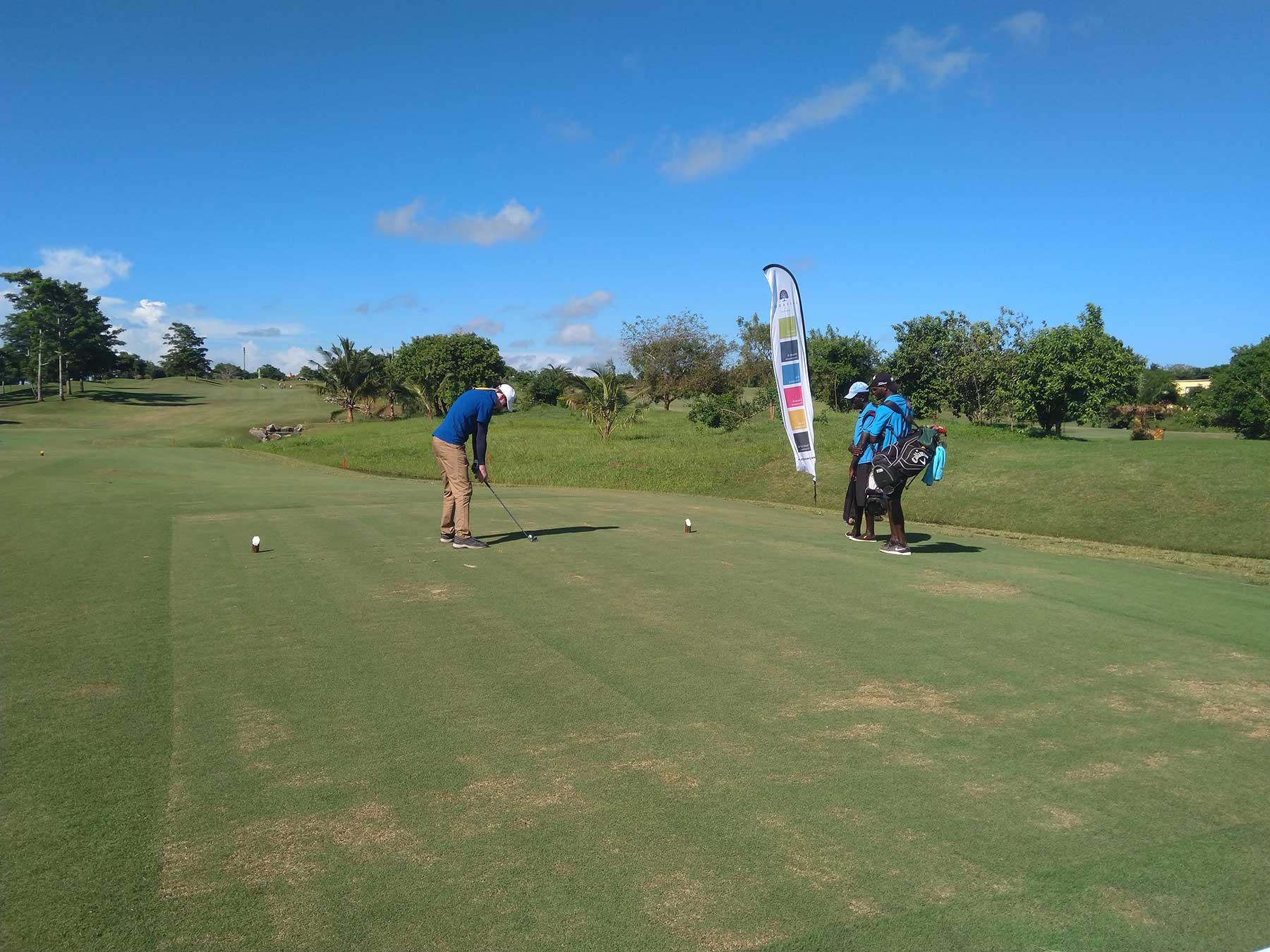 The Vipingo Village Fund Golf Weekend.